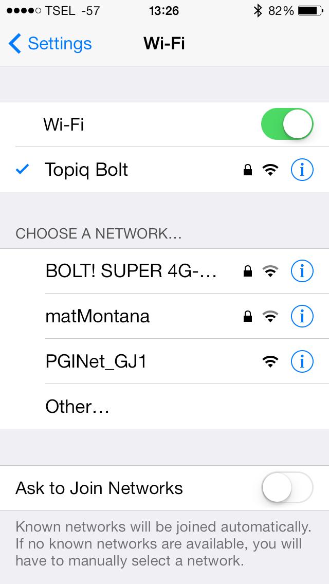 HOW TO] Menyembunyikan SSID WiFi – Life in A Bit