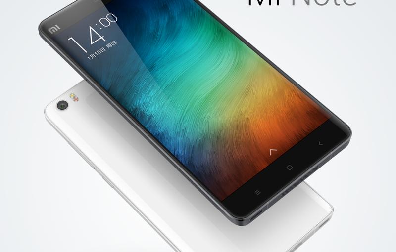 [NEWS] Xiaomi Mi Note dan NotePro
