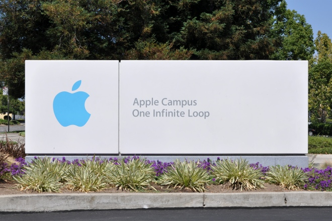 Apple_Campus_One_Infinite_Loop_Sign