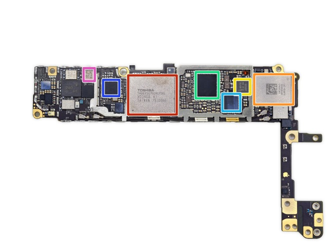 iPhone 6s 2nd ic